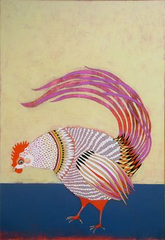 rooster, By Jennifer Davis