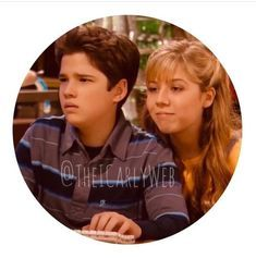 Icarly, Nathan Kress, Jennette Mccurdy, Love You, Fictional Characters, Relationships, Disney, Te Amo, Je T'aime