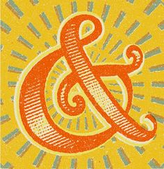 THE ART OF HAND LETTERING: The Illustrated Ampersand