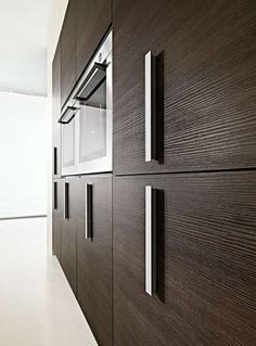minimalist contemporary.... Magika kitchen by Pedini