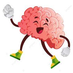 Brain Vector, Human Vector, Cartoon Brain, Cartoon Sun, Durga, White Paper, Free Vector Graphics, Vector Art