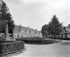 Koeplein Leeuwarden (jaartal: 1920 tot 1930) - Foto's SERC