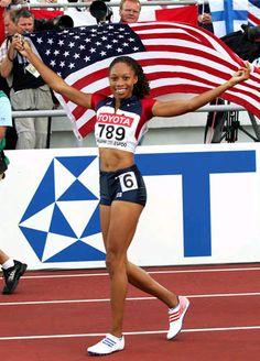 alyson felix, 2012 USA Olympic Gold Medal Winnrer, Women's 200M