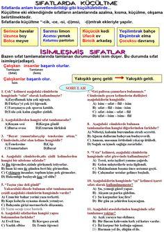 Learn Turkish, Turkish Language, Teaching English, Grammar, Karma, Study, Education, Website, Sayings