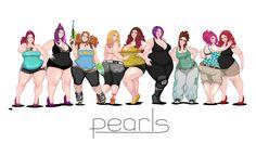 Pearls 2014 by SteelGavel on deviantART