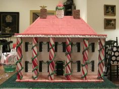 31 Amazing Gingerbread House Ideas - Shari's Berries Blog
