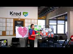 What do you get when you mix my work with some big data by kred.. Let me explain