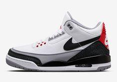 best sneakers 50a93 8d41c Air Jordan 3 Tinker Hatfield Air Jordan 3, Nike Air Jordan Retro, Air Jordan