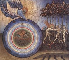 The Creation of the World and the Expulsion from Paradise Giovanni di Paolo di Grazia (1399 or 1407 – 1472)