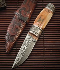 modern Nordic knife