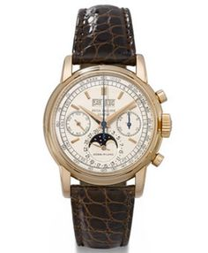 Most Expensive Patek Philippe Watches/ have the exact same watch my father passed on to me...