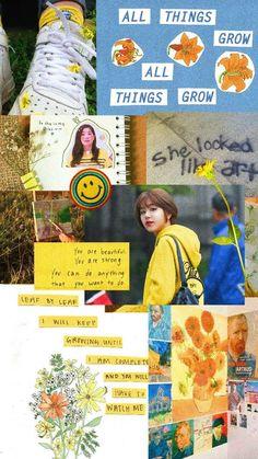 K Pop, Aesthetic Header, Song Quotes, Lock Screen Wallpaper, Aesthetic Wallpapers, Lock Screens, Fan Art, Fancy, Wallpaper Ideas