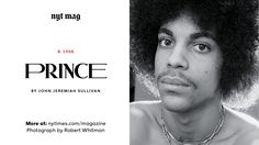 """The New York Times @nytimes  1h1 hour ago """"Famous and influential musicians die every year, but 2016 was bewildering. David Bowie, Leonard Cohen, Prince ..."""" http://nyti.ms/2iij4XW"""