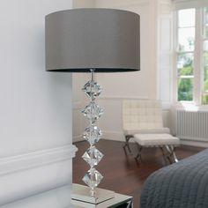 Endon Lighting Grey Table Lamp & Reviews | Wayfair UK
