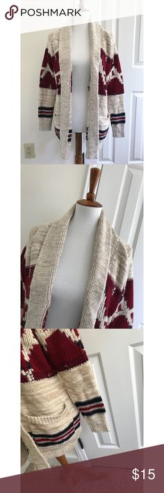 Forever21 oversized cardigan - Size M - I don't trade or sell outside of posh. - I ship every single day Monday-Saturday. - All items come from a smoke free, pet free home!  - If you have anymore questions just let me know and I would be happy to help.  - Happy poshing everyone! Forever 21 Sweaters Cardigans
