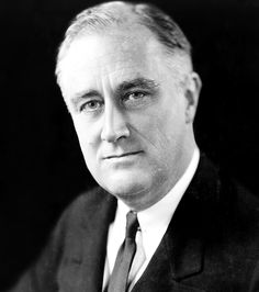 """1932, many Americans were fed up with Hoover and what Franklin Roosevelt later called his """"hear nothing, see nothing, do nothing government."""" The Democratic presidential candidate, New York governor Franklin Delano Roosevelt, promised a change: """"I pledge myself,"""" he said, """"to a New Deal for the American people."""" This New Deal would use the power of the federal government to try and stop the economy's downward spiral. Roosevelt won that year's election handily."""