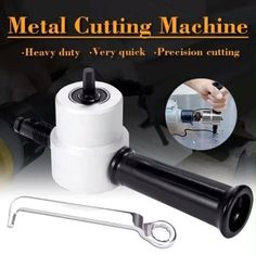OFF>>Metal Cutting Machine - Werkstatt werkzeuge - Technology Homemade Tools, Diy Tools, Hand Tools, Metal Cutter, Tile Cutter, Harbor Freight Tools, Metal Working Tools, Metal Tools, Diy Home Repair