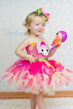 Lalaloopsy dress size by SofiasCoutureDesigns on Etsy, $69.00
