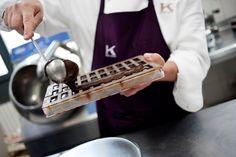 Ernst Knam: il cioccolatino al latte