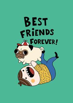 Me and My Future Pug