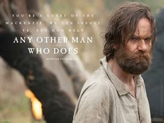 Outlander, serie de Starz basada en las novelas de Diana Gabaldon. En España a través de Movistar.: Entrevista a Duncan Lacroix, Murtagh en Outlander....