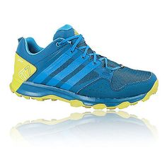 Adidas #kanadia 7 tr mens blue gore tex #waterproof trail running sports #shoes,  View more on the LINK: http://www.zeppy.io/product/gb/2/282219869439/