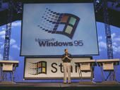 AWww Happy 20th Birthday Windows 95. Anyone have memories of this aging Operating System.   Twenty years before it launched Windows 10 -- in a very different time and place -- Microsoft launched Windows 95.