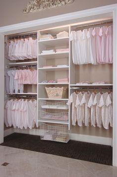 Nursery Closet Systems