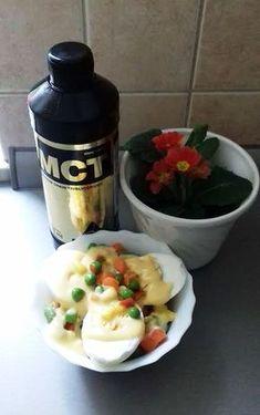 Házi diétás majonéz MCT olajjal!   Peak girl