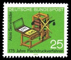 Ein Meilenstein der Massenmedialität: http://d-b-z.de/web/2014/02/26/alois-senefelder-lithografie-briefmarken/