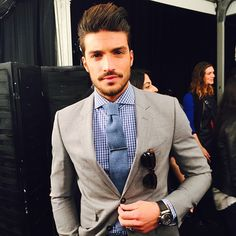 Mariano Di Vaio's Album: NEW YORK FASHION WEEK Fall/Winter 2015 (Day 5)