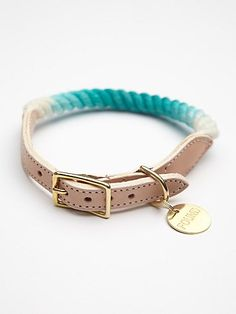 Free People Found Your Animal Overdyed Rope Collar
