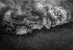 Charcoal drawings 2015 on Behance
