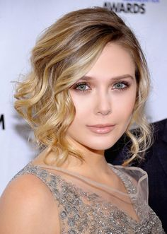 Beautiful Makeup & Hair - the littlest Olsen is my new girl crush