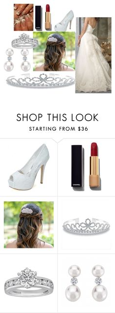 """""""my future wedding"""" by shidaynecross on Polyvore featuring Chanel, Bling Jewelry and Tiffany & Co."""