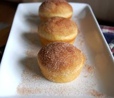 table for seven: French Breakfast Muffins Full recipe Muffin Recipes, Brunch Recipes, Sweet Recipes, Breakfast Recipes, Breakfast Ideas, Brunch Food, Brunch Ideas, Yummy Recipes, Sunday Breakfast
