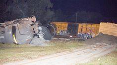 Train carrying molten sulfur derails in Florida https://www.local10.com/news/florida/train-carrying-molten-sulfur-derails