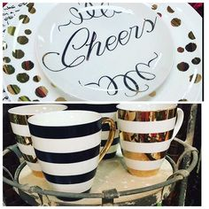 Holidays & celebrations are coming! Love the amazing serve ware at @redchateau!  I need these! #shopokc