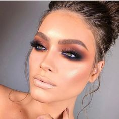 40 Beauty Summer Smokey Eye Makeup Ideas