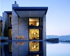 Vineyard Estate  by Aidlin Darling Design