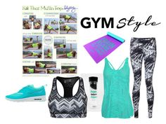 """Blogilates: Gym style"" by linda-ei ❤ liked on Polyvore featuring Sweaty Betty, NIKE, adidas, blogilates, gymstyle, poppilates and popsters"