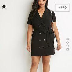 Size 2x Black Dress