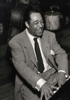 Duke Ellington Jazz Artists, Jazz Musicians, Music Artists, Music Genius, Duke Ellington, Cool Jazz, Jazz Blues, Blues Music, Musica