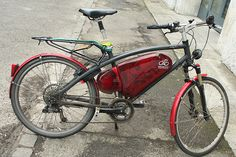 "The Victorinox by ailatan, via Flickr ""Swiss Army Bike"""