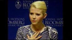 Elizabeth Smart spoke at a human trafficking conference at Johns Hopkins University on May 1. Related Stories: Elizabeth Smart: I felt like a 'chewed-up piece of gum' Family, police reflect on find...