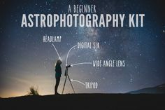 Let's talk about the bare minimum of what you will need to photograph the Milky Way.