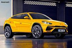 Lamborghini Urus - front (watermarked)