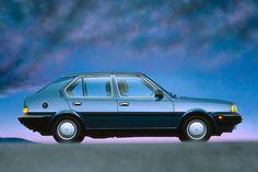 Volvo 340DL, 1985