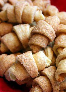 Jo and Sue: Ukrainian Scuffles Baked Donut Recipes, Baked Donuts, Gourmet Recipes, Cookie Recipes, Dessert Recipes, Desserts, Homemade Tacos, Homemade Taco Seasoning, Cookies