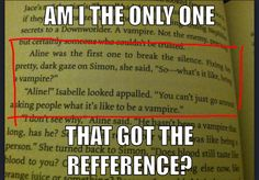 Mortal Instruments: City of Glass. Did not notice this reading the books.